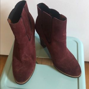 size 7.5 Lucky Booties